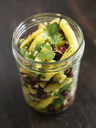Jar of three bean salad - HAWF01016
