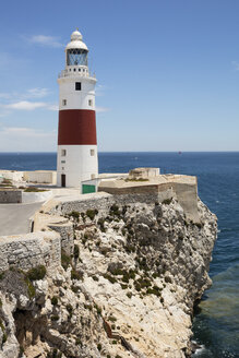Gibraltar, lighthouse at Europa Point - WIF03552