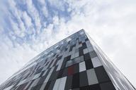 Poland, Krakow, facade of Congress Center - FCF01454