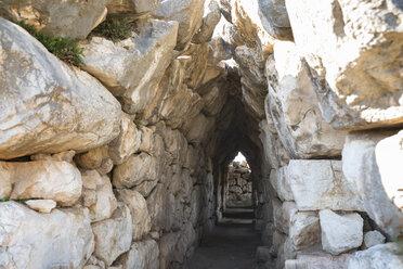 Greece, Peloponnese, Argolis, Tiryns, archaeological site, - MAMF00191