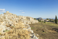 Greece, Peloponnese, Argolis, Tiryns, archaeological site - MAMF00203
