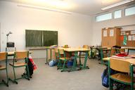 Germany, Hanover, Classroom - KLRF00666