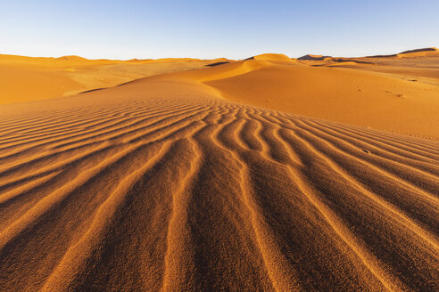 Africa, Namibia, Namib desert, Naukluft National Park, sand dunes - FOF10111