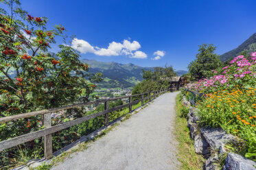 Austria, Salzburg State, hiking trail between Bad Hofgastein and Bad Gastein - THAF02252