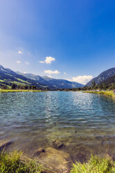 Austria, Salzburg State, Bad Gastein, Bathing lake - THAF02255