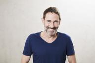 Portrait of smiling mature man - FMKF05190