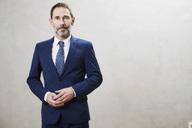 Portrait of businessman - FMKF05202