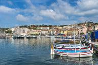 France, Provence-Alpes-Cote d'Azur, Bouches-du-Rhone, Cassis, Harbour - FRF00709