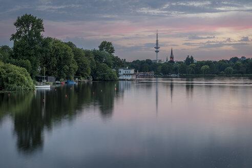 Germany, Hamburg, - KEBF00915