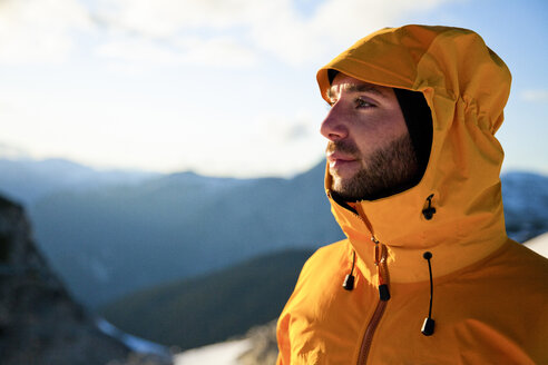 Climbing Cypress Peak - AURF02168