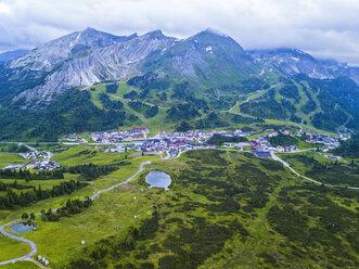 Austria, Salzburg State, Obertauern in summer - JUNF01115