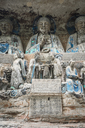 China, Sichuan Province, Dazu Rock Carvings - KKAF01465