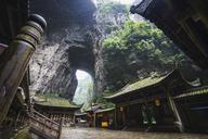 China, Sichuan Province, Wulong Karst National Geology Park - KKAF01474