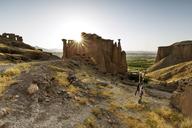 Iran, Zanjan Province, Mah Neshan, Behestan Castle - FPF00203