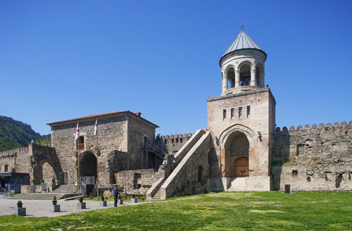 Georgia, Mtskheta, Svetitskhoveli Cathedral - WWF04322