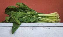 Fresh leaf spinach - RAMAF00017