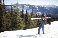 Backcountry Ski Trip - AURF02953