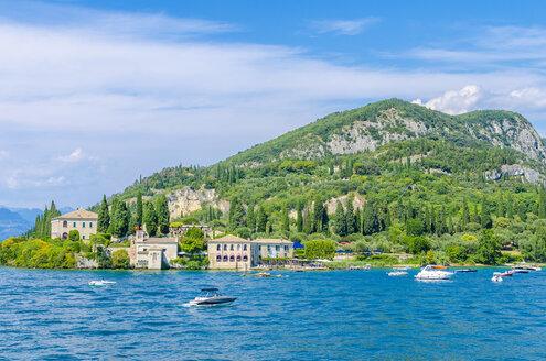 Italy, Veneto, Punta san Vigilio, Lake Garda - MHF00461