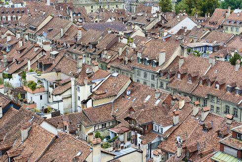 Switzerland, Canton of Bern, Bern, cityview - JEDF00319