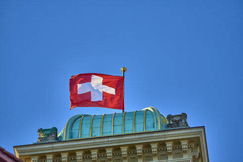 Switzerland, Bern, Federal Palace - JEDF00328