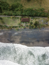 Indonesia, Bali, Aerial view of Balian beach - KNTF01239