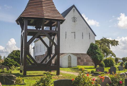 Germany, Schleswig-Holstein, Sylt, Morsum, church St. Martin - KEB00935