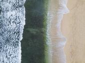 Indonesia, Bali, Aerial view of Balangan beach - KNTF01407