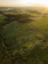 Indonesia, Bali, Kedungu, Aerial view - KNTF01533
