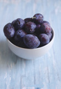 Bowl of plums - JTF01067