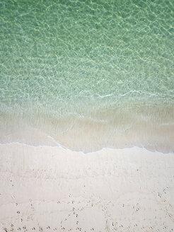 Indonesia, Bali, Aerial view of Karma beach - KNTF01606
