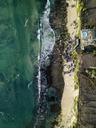 Indonesia, Bali, Aerial view of Dreamland beach - KNTF01721