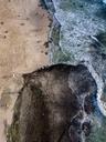Indonesia, Bali, Aerial view of Dreamland beach - KNTF01736