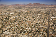 Subdivision houses in Las Vegas Nevada USA - AURF05590
