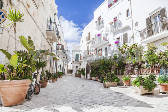 Italy, Puglia, Polognano a Mare, - FLMF00045