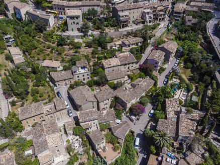 Spain, Balearic Islands, Mallorca, Region Valldemossa and Soller, mountain village Deia, Serra de Tramuntana - AMF05962