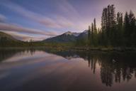 Vermilion Lakes, Banff, Canada. - AURF05699