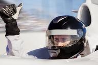 Racing Driver on Track - LUXF00296