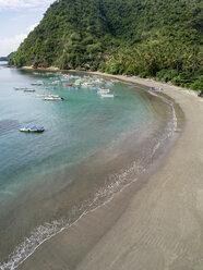 Indonesia, Bali, Aerial view of beach - KNTF01887