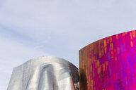 USA, Seattle, Museum of Pop Culture, Facades - MMA00566