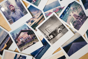 Collection of travel instant photos - KKAF02407