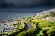 Fanore coast road, Fanore, Clare, Ireland - CUF44898