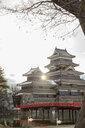 Matsumoto Castle in Japan - LUXF00463