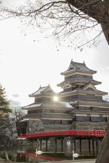 Matsumoto Castle in Japan - LUXF00463