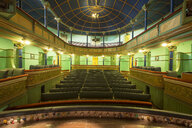 Interior of Gaiety Theatre in Shimla, India - LUXF00787