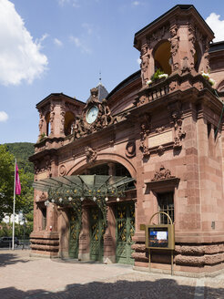 Germany, Baden-Wuerttemberg, Heidelberg, Civic hall - WIF03638
