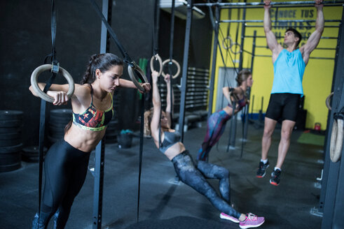 A training class in the gym - INGF00124