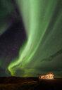 The Aurora Borealis at night in Iceland - INGF00420