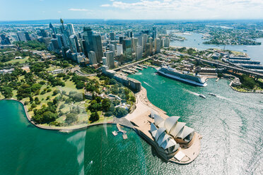 Sidney Opera house and harbour - INGF01683