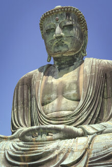 Japan, Kamakura, The Great Buddha of Kamakura - EPF00496