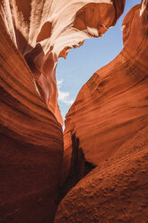 USA, Arizona, Lower Antelope Canyon - KKAF02550